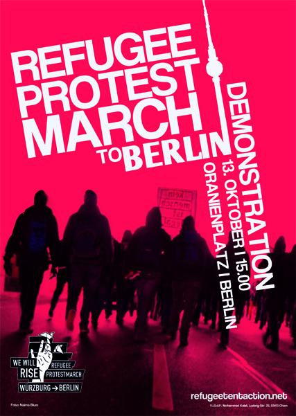 Startseite - REFUGEE TENT ACTION - Bundesweiter Flüchtlingsstreik